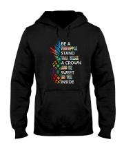 Be A Pineapple Hooded Sweatshirt tile