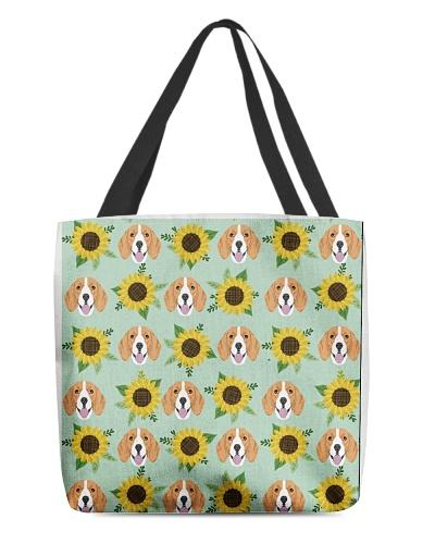 Beagle Floral