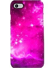 Galaxy  pattern colorful mask  Phone Case thumbnail