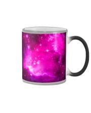 Galaxy  pattern colorful mask  Color Changing Mug thumbnail