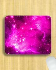 Galaxy  pattern colorful mask  Mousepad aos-mousepad-front-lifestyle-6