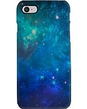 Galaxy pattern colorful mask  Phone Case thumbnail