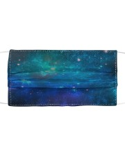 Galaxy pattern colorful mask  Cloth face mask thumbnail