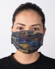 Abstract modern pattern mask Cloth face mask aos-face-mask-lifestyle-01