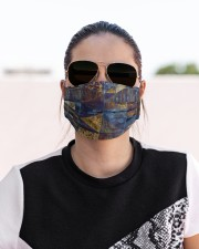Abstract modern pattern mask Cloth face mask aos-face-mask-lifestyle-02