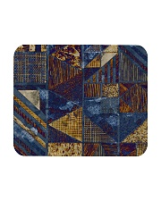 Abstract modern pattern mask Mousepad tile