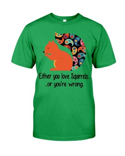squirrel either