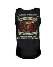 Forever The Title US Marine Veteran Unisex Tank thumbnail