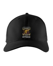 I Have Earned It With My Blood Sweat And Tears Embroidered Hat thumbnail