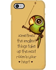 Sometimes The Smallest Things Phone Case thumbnail