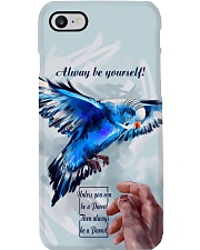 Always Be Yourself Phone Case i-phone-7-case