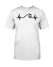 Limited Edition - SURFING HEART Classic T-Shirt thumbnail
