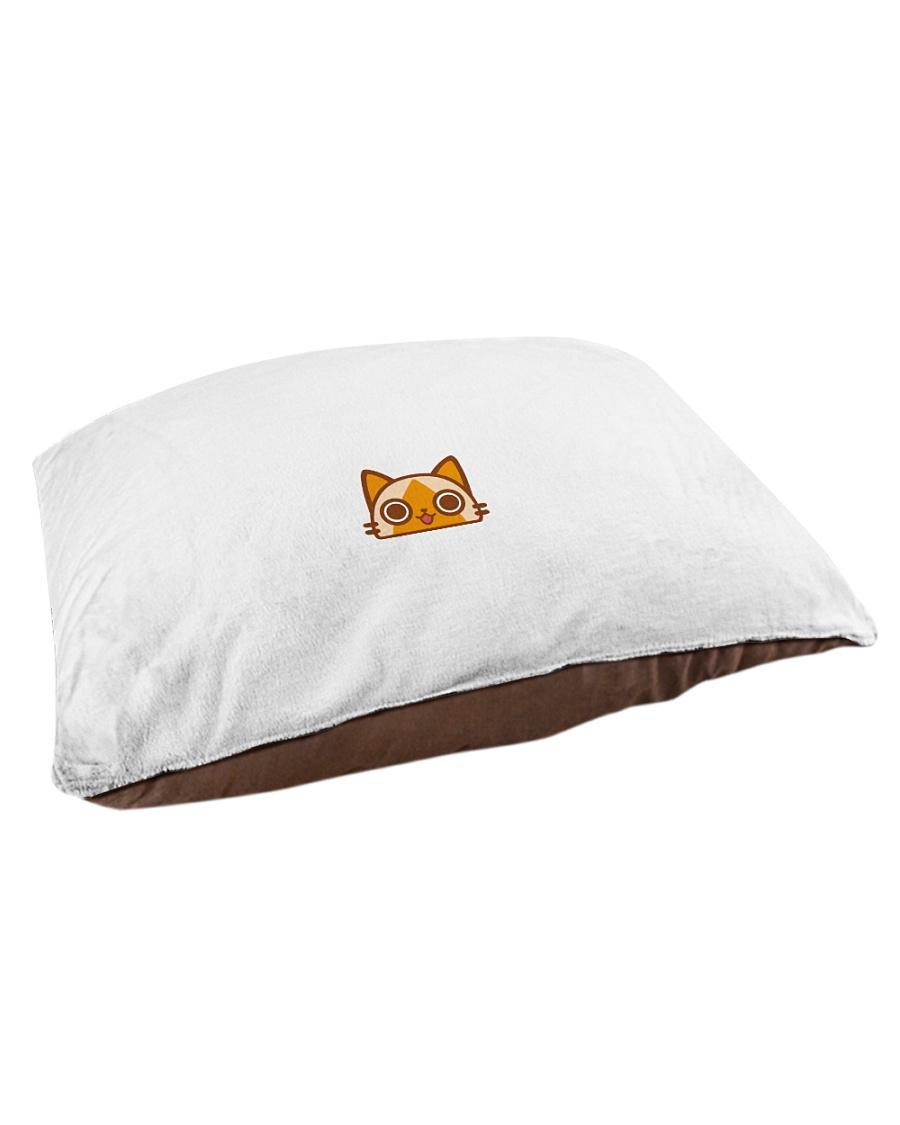 Mini Cat Face Pet Bed - Small