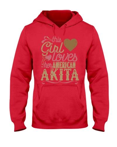American Akita Dog Shirt Gift Dogs