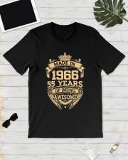 1966y Classic T-Shirt lifestyle-mens-crewneck-front-17