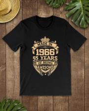 1966y Classic T-Shirt lifestyle-mens-crewneck-front-18