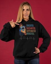 Nurse PNG Hooded Sweatshirt apparel-hooded-sweatshirt-lifestyle-front-87
