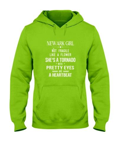 Newark girl tornado