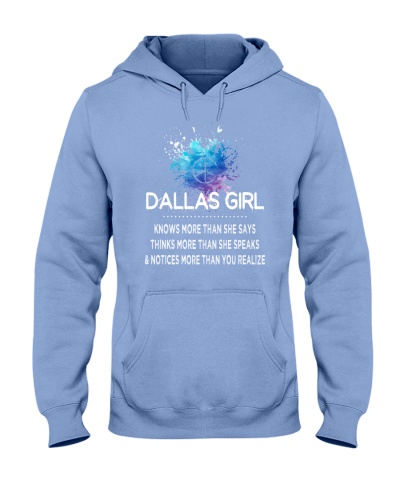 Dallas girl knows more than