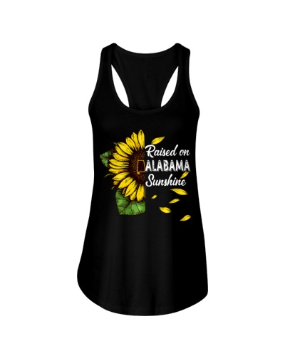 Raised on Alabama sunshine