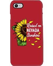 Raised on Nevada sunshine Phone Case thumbnail