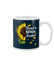 Raised on Nevada sunshine Mug thumbnail