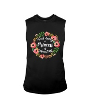 GOSH BEING A PRINCESS IS EXHAUSTING Sleeveless Tee thumbnail