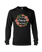 GOSH BEING A PRINCESS IS EXHAUSTING Long Sleeve Tee thumbnail