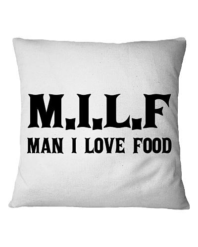 M I L F MAN I LOVE FOOD
