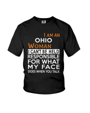 Ohio woman  i cant be held for Youth T-Shirt thumbnail