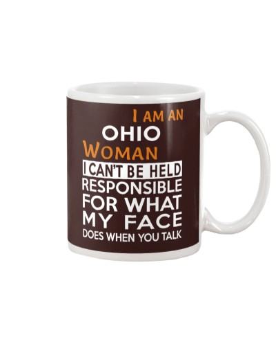 Ohio woman  i cant be held for