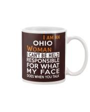 Ohio woman  i cant be held for Mug thumbnail