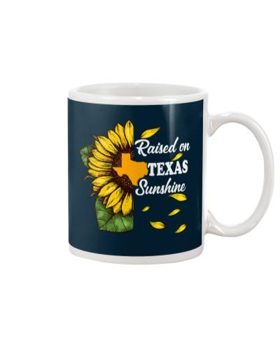 Raised on Texas sunshine