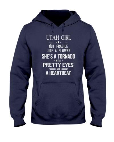Utah girl tornado