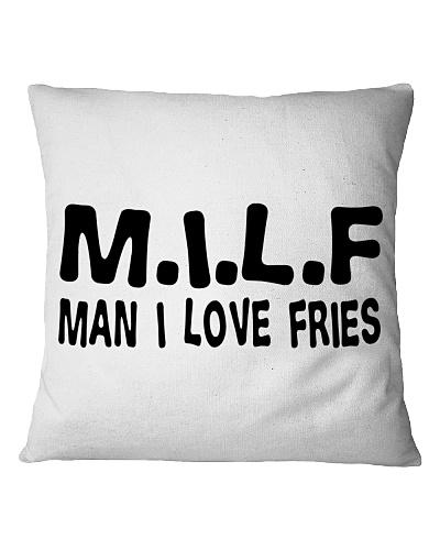 M I L F MAN I LOVE FRIES