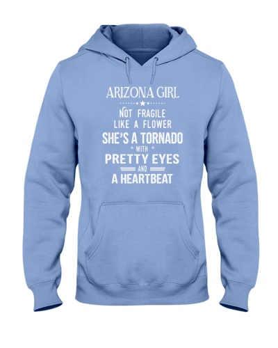 Arizona girl tornado
