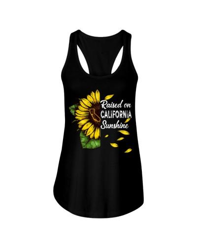 Raised on California sunshine