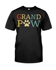 Grand Paw shirt Classic T-Shirt front