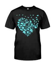 Turtle hearts  Classic T-Shirt front