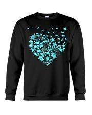 Turtle hearts  Crewneck Sweatshirt thumbnail