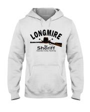 Longmire for sheriff absaroka county wyoming shirt Hooded Sweatshirt thumbnail