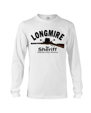 Longmire for sheriff absaroka county wyoming shirt Long Sleeve Tee thumbnail