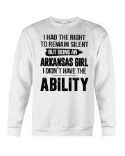 I HAD The Right to Remain Silent BUT Being an Arkansas Girl Didnt Have The Ability
