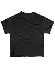 Le coeur d'un homme All-over T-Shirt back