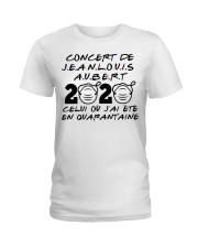Concert de Jean-louis A u b e r t Ladies T-Shirt thumbnail