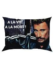 A la vie A la mort Rectangular Pillowcase thumbnail