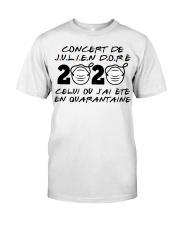 Concert de Julien D o r é Classic T-Shirt front