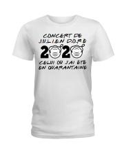Concert de Julien D o r é Ladies T-Shirt thumbnail
