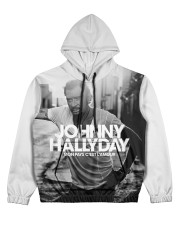 Mon pays Women's All Over Print Hoodie thumbnail