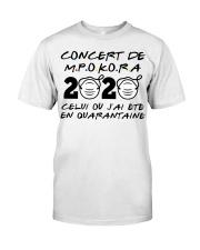 Concert de M P o k o r a Classic T-Shirt front